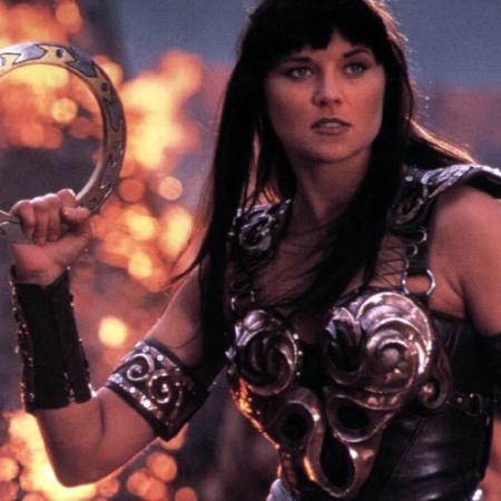 Xena, the alpha female icon