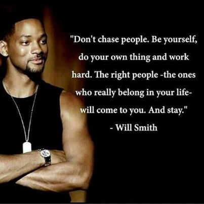 will smith life advice