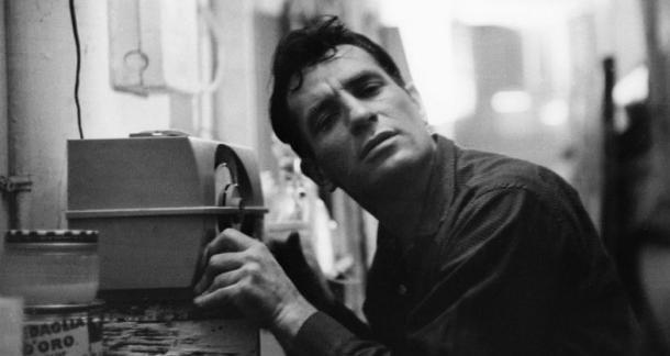 as always: Kerouac.