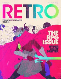RETRO Kickstarter