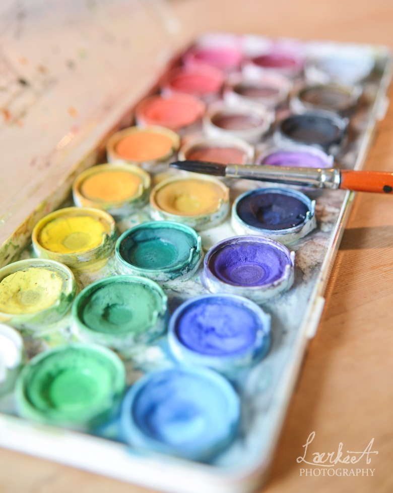 colour industry