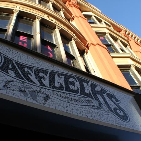 photo of afflecks palace, manchester