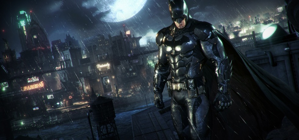 batman arkham knight broken pc