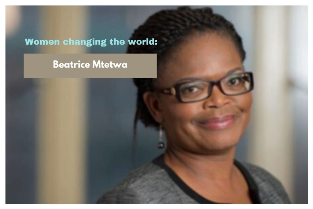 Beatrice Mtetwa - Women changing the world