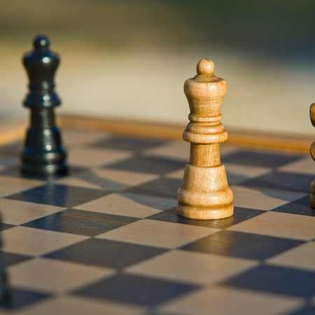 chess game - self made success